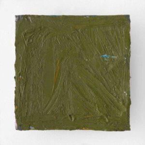 Lisa Patroni monochrome painting Forever