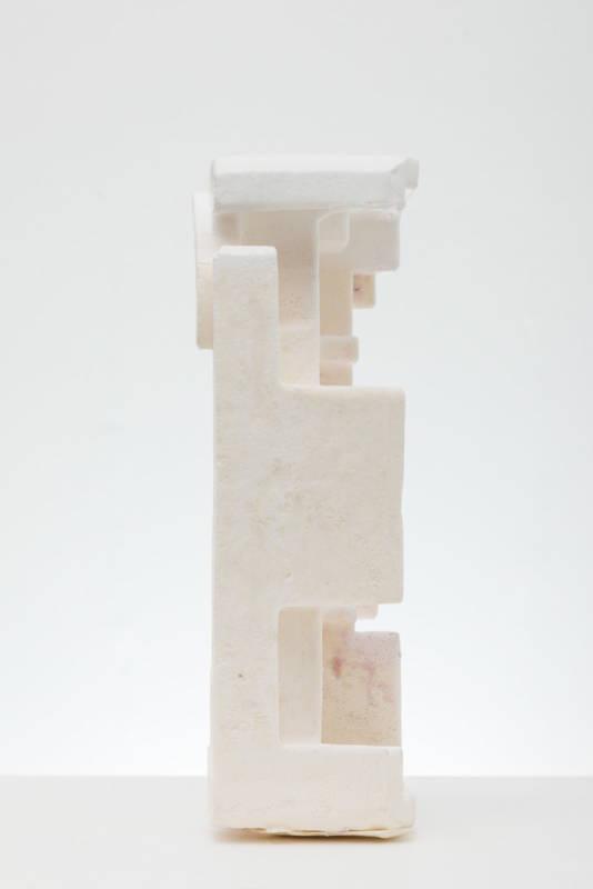 Lisa Patroni National Art School MFA graduate show 2018 block object