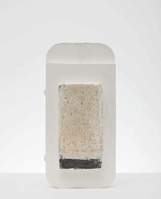 Lisa Patroni National Art School MFA graduate show 2018 object block