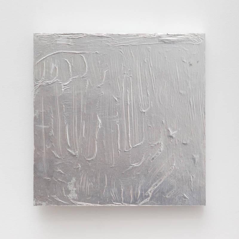 Lisa Patroni art Before 2019 monochrome painting