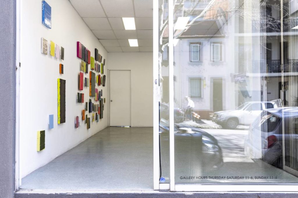 Lisa Patroni art exhibition at Stacks Projects Sydney 2019