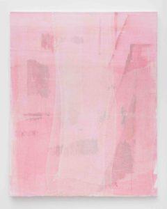 Lisa Patroni monochrome painting Waverley Bondi Pavilion 2020