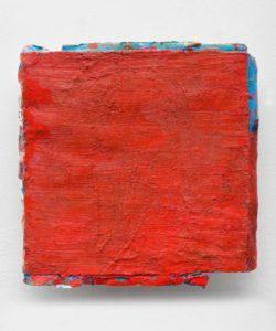 Lisa Patroni monochrome painting Mona Foma 2020